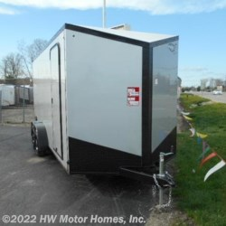 HW Motor Homes, Inc. 2018 TREMOR  714  Ramp   7 Ft. Interior  Cargo Trailer by Impact Trailers | Canton, Michigan