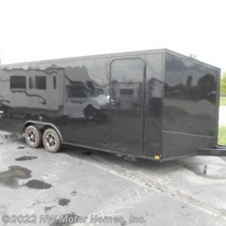 2019 Impact Trailers Shockwave 8520 Car Hauler  - Cargo Trailer New  in Canton MI For Sale by HW Motor Homes, Inc. call 800-334-1535 today for more info.