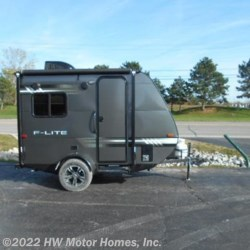 "New 2018 Travel Lite Falcon FL - 14 , F - Lite  ""Micro Lite \"" Trailer For Sale by HW Motor Homes, Inc. available in Canton, Michigan"