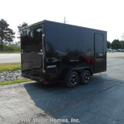 HW Motor Homes, Inc. 2019 TREMOR  714  Ramp   7 Ft. Interior  Cargo Trailer by Impact Trailers | Canton, Michigan