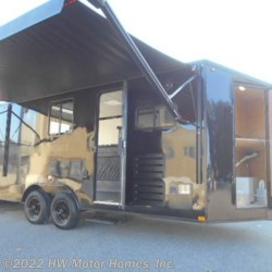 New 2019 Stealth 8518  Toy  Hauler For Sale by HW Motor Homes, Inc. available in Canton, Michigan