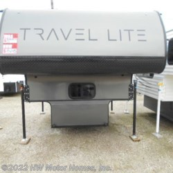 2019 Travel Lite 770  RSL Shower  - Truck Camper New  in Canton MI For Sale by HW Motor Homes, Inc. call 800-334-1535 today for more info.