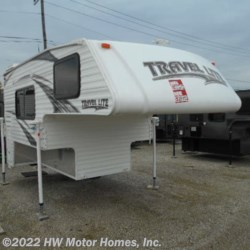 2018 Travel Lite Extended Stay  840 SBRX  - Truck Camper New  in Canton MI For Sale by HW Motor Homes, Inc. call 800-334-1535 today for more info.