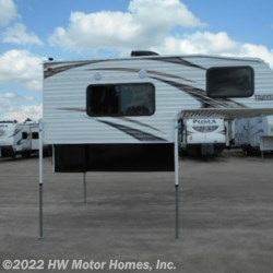 New 2019 Travel Lite Truck Campers 800 X - ' U ' Shape Dinette For Sale by HW Motor Homes, Inc. available in Canton, Michigan