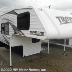New 2018 Travel Lite Truck Campers 890 RX - Shower &Toilet -Extend Cab For Sale by HW Motor Homes, Inc. available in Canton, Michigan