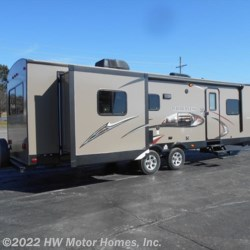 Used 2013 Heartland  Wilderness 31QBTS For Sale by HW Motor Homes, Inc. available in Canton, Michigan