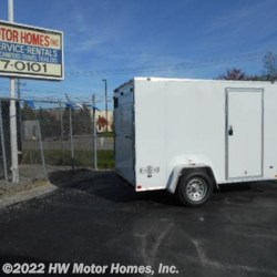 HW Motor Homes, Inc. 2018 Titan 610  Mustang  -  Ramp  Cargo Trailer by Stealth | Canton, Michigan