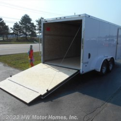2018 Stealth Titan SE 716 ,  Ramp , 5 Yr. Frame Warranty  - Cargo Trailer New  in Canton MI For Sale by HW Motor Homes, Inc. call 800-334-1535 today for more info.