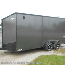 HW Motor Homes, Inc. 2019 Tremor 716 Black-Out Pkg.  7' tall  Cargo Trailer by Impact Trailers | Canton, Michigan