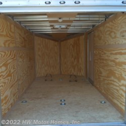 2015 Stealth Super Lite 712 SAE - Single Axle - Brakes  - Cargo Trailer New  in Canton MI For Sale by HW Motor Homes, Inc. call 800-334-1535 today for more info.