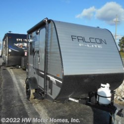 "2019 Travel Lite Falcon FL - 14 , F - Lite  ""Micro Lite \"" Trailer  - Travel Trailer New  in Canton MI For Sale by HW Motor Homes, Inc. call 800-334-1535 today for more info."