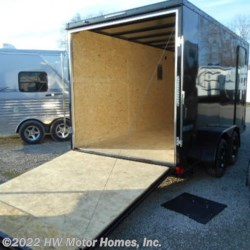 HW Motor Homes, Inc. 2019 Tremor 714  Black-Out Pkg.  7' tall  Cargo Trailer by Impact Trailers | Canton, Michigan