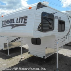 Used 2017 Travel Lite Super Lite 690 FD - Fits Mid - Sized Truck For Sale by HW Motor Homes, Inc. available in Canton, Michigan