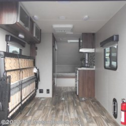 2019 Travel Lite Sport FALCON 23 TH  -  Toy  Hauler  - Toy Hauler New  in Canton MI For Sale by HW Motor Homes, Inc. call 800-334-1535 today for more info.