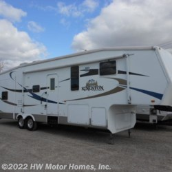 Used 2009 CrossRoads Kingston 34QB ** For Sale by HW Motor Homes, Inc. available in Canton, Michigan