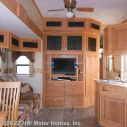 2009 CrossRoads Kingston 34QB **  - Fifth Wheel Used  in Canton MI For Sale by HW Motor Homes, Inc. call 800-334-1535 today for more info.