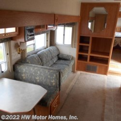 2003 Jayco Eagle 305 Super  Slide  - Fifth Wheel Used  in Canton MI For Sale by HW Motor Homes, Inc. call 800-334-1535 today for more info.