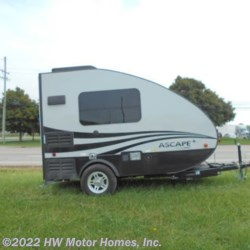 2018 Aliner Ascape ' A - Plus  '  - Travel Trailer New  in Canton MI For Sale by HW Motor Homes, Inc. call 800-334-1535 today for more info.