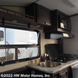 HW Motor Homes, Inc. 2018 Ascape ' A - Plus  '  Travel Trailer by Aliner | Canton, Michigan