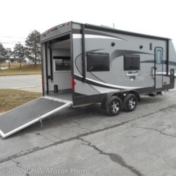 "HW Motor Homes, Inc. 2018 VRV 720  - Taller 8 ""  Toy Hauler by Livin' Lite 