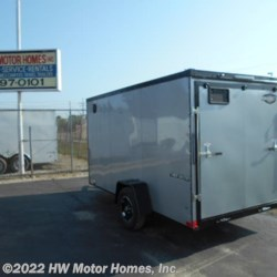 HW Motor Homes, Inc. 2019 Tremor 612  Ramp  Cargo Trailer by Impact Trailers | Canton, Michigan