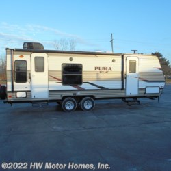 New 2019 Palomino Puma XLE Lite 25RSC For Sale by HW Motor Homes, Inc. available in Canton, Michigan