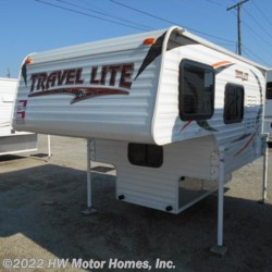 New 2016 Travel Lite Super Lite 690 FD - Fits Mid - Sized Truck For Sale by HW Motor Homes, Inc. available in Canton, Michigan