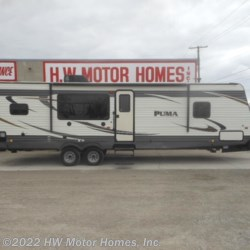 New 2016 Palomino Puma 30 RKSS For Sale by HW Motor Homes, Inc. available in Canton, Michigan