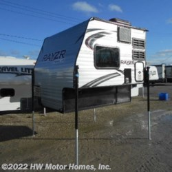 New 2019 Travel Lite Rayzr F B   Front  Bed - new Greyhound Metal For Sale by HW Motor Homes, Inc. available in Canton, Michigan