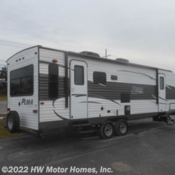 New 2016 Palomino Puma XLE 26RLSC For Sale by HW Motor Homes, Inc. available in Canton, Michigan