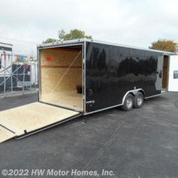 2018 Stealth Titan SE 8524  - #10400 - H.D. Frame - 5yr WARRANTY  - Car Hauler New  in Canton MI For Sale by HW Motor Homes, Inc. call 800-334-1535 today for more info.
