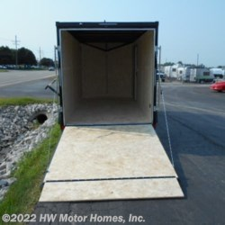 2019 Impact Trailers TREMOR  714  Ramp   7 Ft. Interior  - Cargo Trailer New  in Canton MI For Sale by HW Motor Homes, Inc. call 800-334-1535 today for more info.