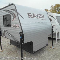 2019 Travel Lite Rayzr S S  Super  Sleeper  - Truck Camper New  in Canton MI For Sale by HW Motor Homes, Inc. call 800-334-1535 today for more info.