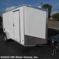 2018 Stealth Titan 612  Mustang- Ramp  - Cargo Trailer New  in Canton MI For Sale by HW Motor Homes, Inc. call 800-334-1535 today for more info.