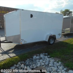 HW Motor Homes, Inc. 2018 Titan 612  Mustang- Ramp  Cargo Trailer by Stealth | Canton, Michigan
