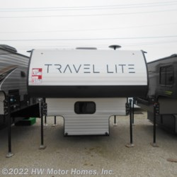 New 2019 Travel Lite Truck Campers 770RSL For Sale by HW Motor Homes, Inc. available in Canton, Michigan