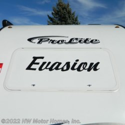 2020 ProLite Evasion Evasion16  - Travel Trailer New  in Canton MI For Sale by HW Motor Homes, Inc. call 800-334-1535 today for more info.