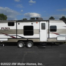 New 2019 Palomino Puma XLE 22 RBC For Sale by HW Motor Homes, Inc. available in Canton, Michigan