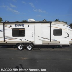 Used 2016 Forest River Wildwood X-Lite 241QBXL For Sale by HW Motor Homes, Inc. available in Canton, Michigan