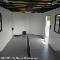 2014 Interstate 8522 WEDGE - A/C - AWNING  - Car Hauler Used  in Canton MI For Sale by HW Motor Homes, Inc. call 800-334-1535 today for more info.