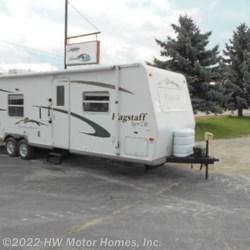 Used 2007 Forest River Flagstaff Super Lite 27 BHSS For Sale by HW Motor Homes, Inc. available in Canton, Michigan