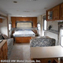2007 Forest River Flagstaff Super Lite 27 BHSS  - Travel Trailer Used  in Canton MI For Sale by HW Motor Homes, Inc. call 800-334-1535 today for more info.