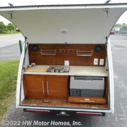 2016 Pleasant Valley MAX  5  Tear  Drop  - Travel Trailer Used  in Canton MI For Sale by HW Motor Homes, Inc. call 800-334-1535 today for more info.