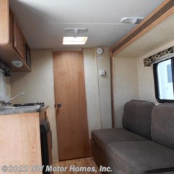 HW Motor Homes, Inc. 2013 Bobcat 170 series -  Sofa Slide - 7 ' Wide  Travel Trailer by Skyline | Canton, Michigan