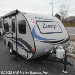 New 2018 ProLite Lounge For Sale by HW Motor Homes, Inc. available in Canton, Michigan
