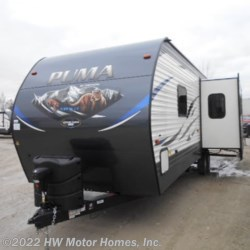 New 2019 Palomino Puma 27RLSS For Sale by HW Motor Homes, Inc. available in Canton, Michigan