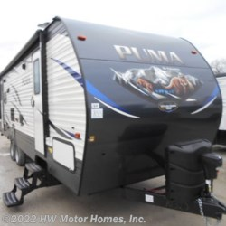 2019 Palomino Puma 27RLSS  - Travel Trailer New  in Canton MI For Sale by HW Motor Homes, Inc. call 800-334-1535 today for more info.