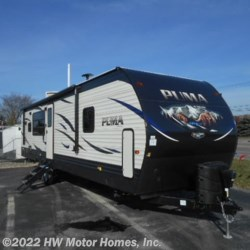 New 2019 Palomino Puma 32RKTS For Sale by HW Motor Homes, Inc. available in Canton, Michigan