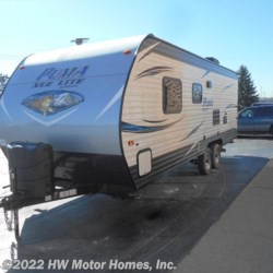 New 2018 Palomino Puma XLE 22 RBC For Sale by HW Motor Homes, Inc. available in Canton, Michigan