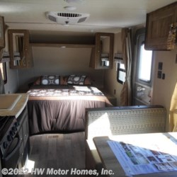 HW Motor Homes, Inc. 2018 Puma XLE 22 RBC  Travel Trailer by Palomino | Canton, Michigan